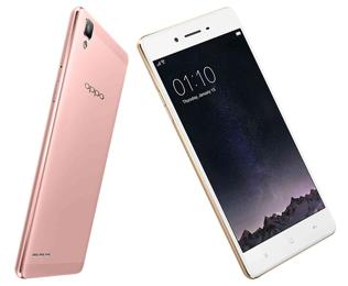 Tech review: Oppo F1 'Selfie Expert'
