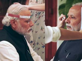 Watch | PM Modi gets measured for wax statue at Madame Tussauds
