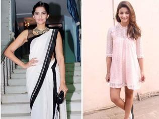Fashion inspiration: When it's Holi, white's always right!
