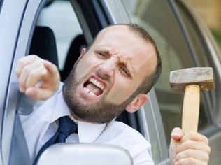 Anger on the streets: 4 stages of road rage and top triggers