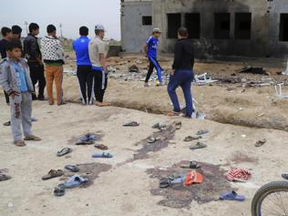 Iraq:Death toll in IS-claimed stadium bombing climbs to 41
