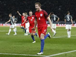 England come from behind to stun World Champions Germany in friendly