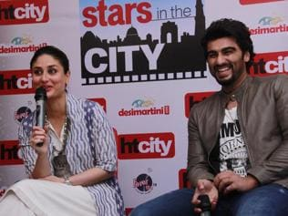 Kareena is not insecure, she's happy and content: Arjun Kapoor