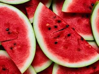 From the pantry: Watermelon