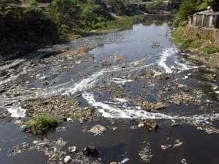 Ulhas river pollution:Green tribunal directs Centre to intervene