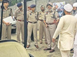 Murder at Bhaini Sahib