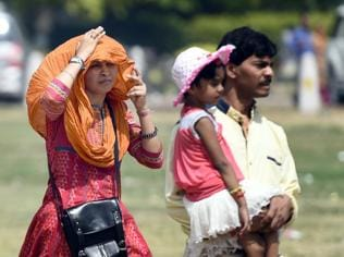 Updates every 3 hours on how hot it is: India gets its first heat index