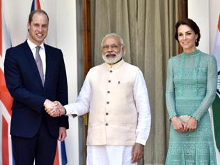 Santoor, Beatles and Indian food: Modi's lunch date with British royals