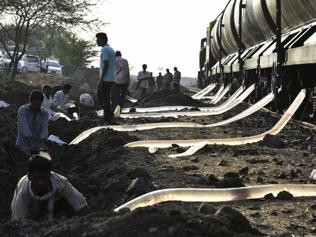 Nationalistic slogans won't get food to drought-hit farmers' table