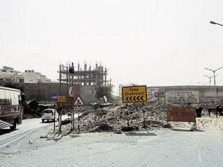 Ludhiana-Talwandi Bhai four-laning project in limbo
