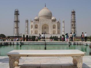 Prince William and Kate to  visit Taj Mahal today