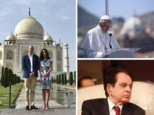 April 16 in news: It's Wah Taj for the royal couple; Tata fined $940m
