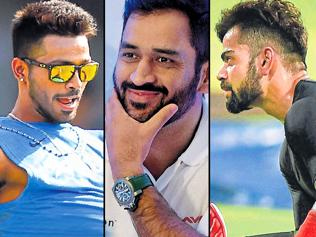 Virat's undercut, Russell's mohawk: Bowled over by IPL's style crop