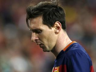 Messi missing out on Laureus award a glitch in the system, says Waugh