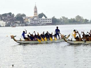 Indore: Plans to make Hanuwantiya water sports complex fade