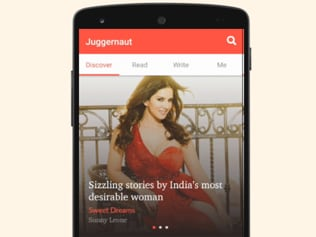 Juggernaut app wants to be your smartphone library