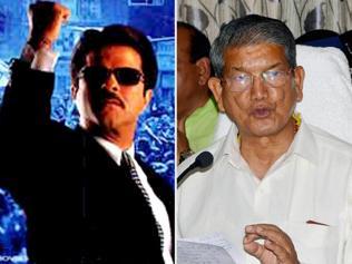 One-day chief minister: Harish Rawat pulls off a 'Nayak' in Uttarakhand