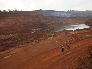 Illegal mining playing havoc in Goa