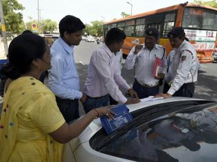 Low weighting for odd-even in pollution control