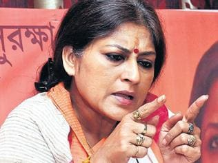 I'm here to make a change and will stay on in Howrah:Roopa Ganguly