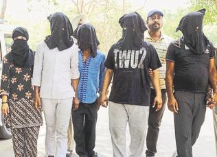 Drug recovery reveals gang links with Rajasthan, Madhya Pradesh