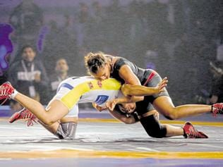 Wrestlers face action for forfeiting bouts at Rio Olympics qualifier
