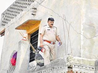 Robbers take family hostage, rape 19-year-old in Faridabad