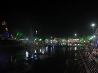 Few takers for newly built ghats at Simhastha