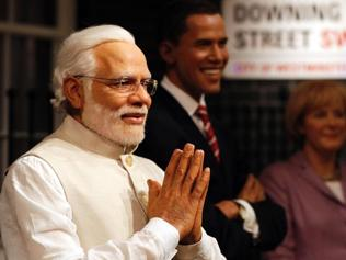Watch | PM Modi's wax statue unveiled at Madame Tussauds London