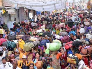 Shahi snan: Admin needs workable plan to manage crowd at Ram Ghat