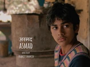 Chandigarh director's short film 'Asmad' makes it to Cannes