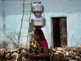 Don't blame nature for the drought in Bundelkhand