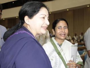 Mamata and Jayalalithaa: A tale of two baronesses