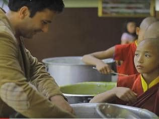 Chef Vikas Khanna's film on food to be showcased at Cannes