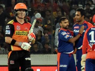 Samson, Pant guide Delhi to seven-wicket win over Sunrisers