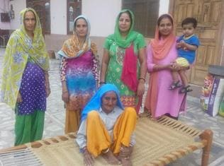 'Independence Day' in Haryana village: Women take off their veils