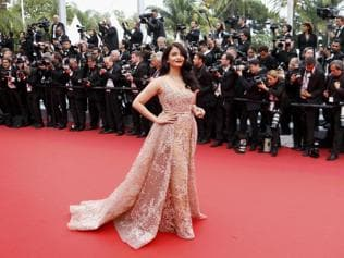Aishwarya Rai Bachchan is back in her element at Cannes