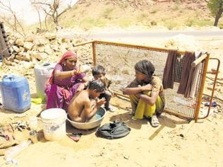 For 22 parched districts, every drop of water counts