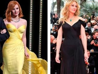 From Julia Roberts to Amal Clooney, celebs ace vintage charm at Cannes