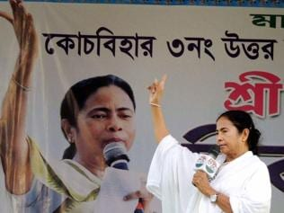Challenged by Right, Left and Centre but Mamata may hold in Bengal