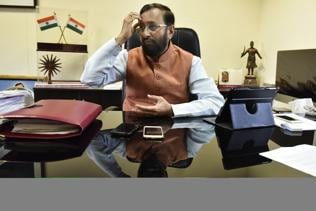 Have made Rs 10L crore investment by clearing projects: Javadekar