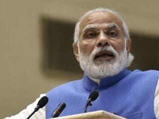 RJD Muslim MP gives big thumbs up to PM Modi