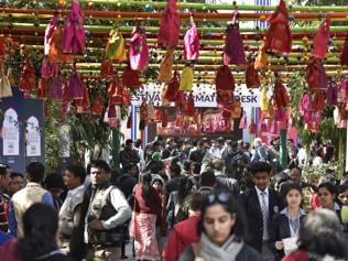 Jaipur Lit Festival in London: Why this fuss about Vedanta