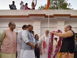Leadership vacuum in opposition may help Modi's re-election in 2019