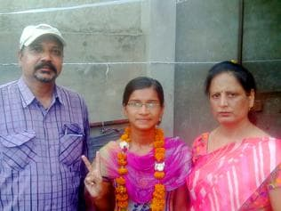 Rajasthan Class 12 exam: Rickshaw-puller's daughter bags 6th place