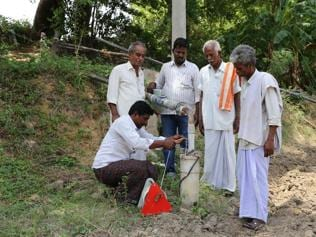 In water-stressed Andhra, farmers sign pact to share ground water