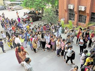 DU admissions 2016: Find your college on interactive  map, know details