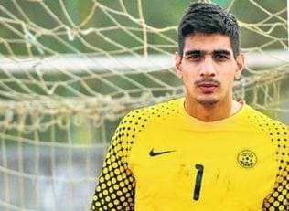 India 'keeper Sandhu aims high after first in Norway