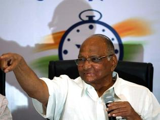 Hats off to Sharad Pawar