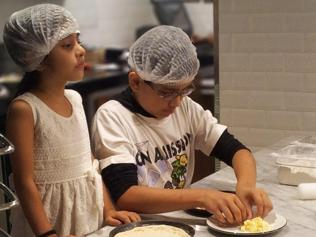 How India learnt to let kids -- boys and girls -- into the kitchen